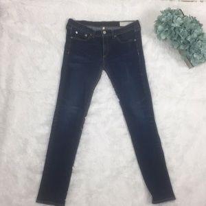 Rag&Bone Skinny Jeans Size 29